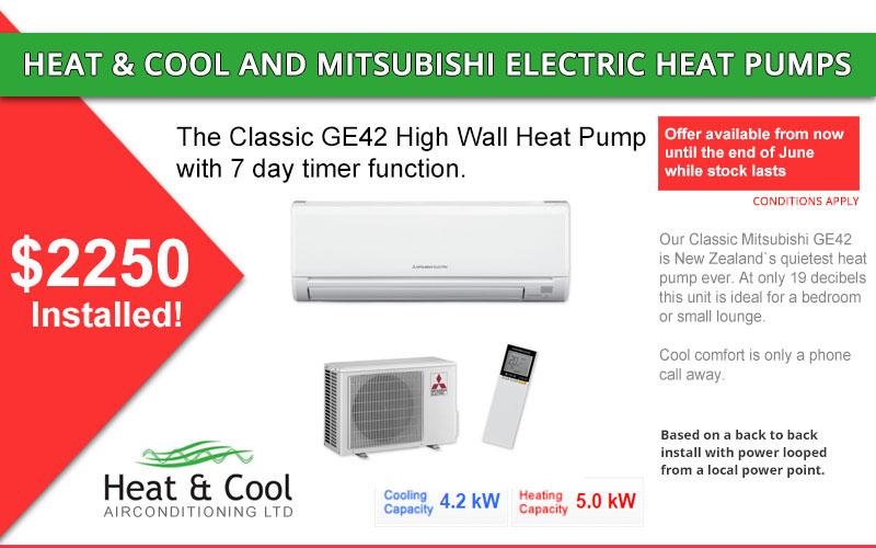 Heat pump special