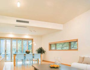 Ceiling Concealed (ducted) Heat Pump