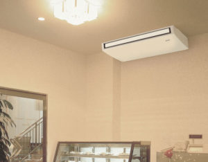 Ceiling Suspended Heat Pump
