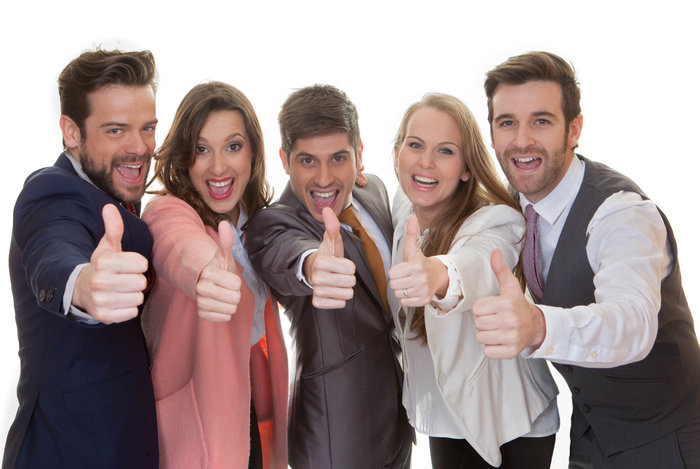 A positive work environment is the key to happy staff