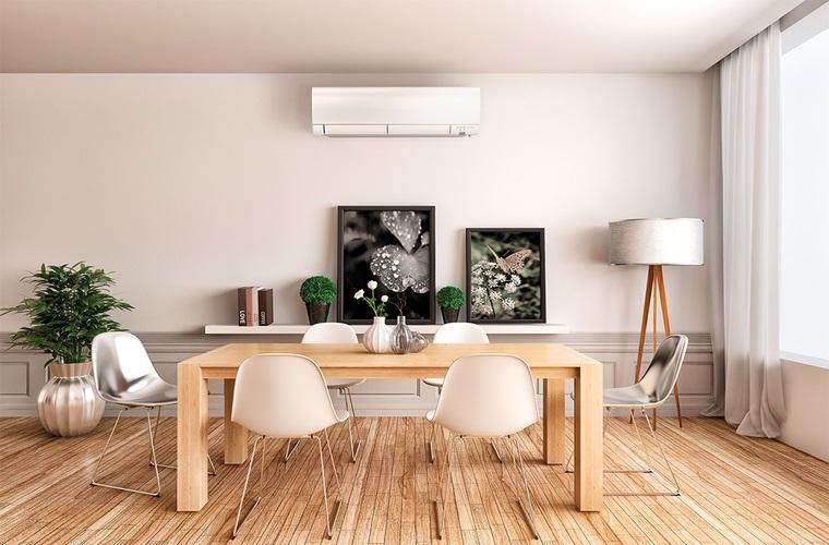 gl 71 high wall mounted heat pump
