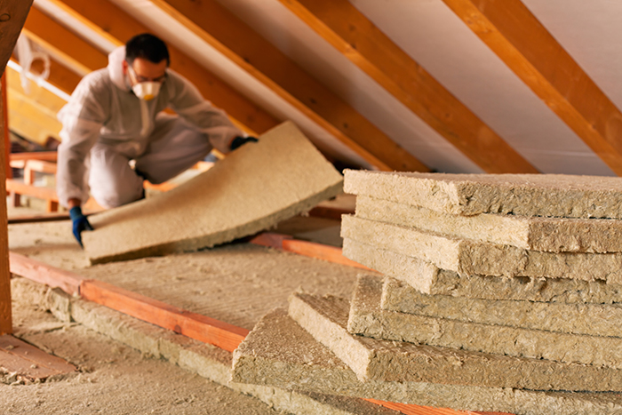 insulation essential for a healthy home