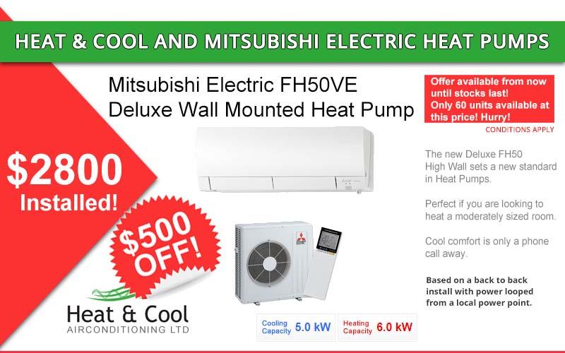 Heat pump Special FH50