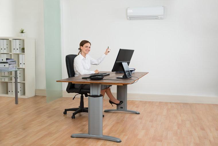 Light commercial PKA100 high wall heat pump