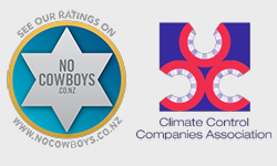 HEAT AND COOL - NO COWBOYS